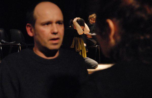 répétition atelier théâtre du mardi