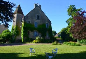 Manoir en Bourgogne
